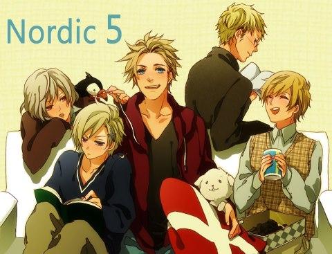 The 5 Nordics