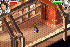 The Chronicles of Narnia - GBA screenshot
