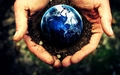 The Earth is in Our Hands - keep-earth-green wallpaper