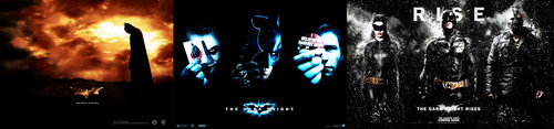 The Epic The Dark Knight Trilogy