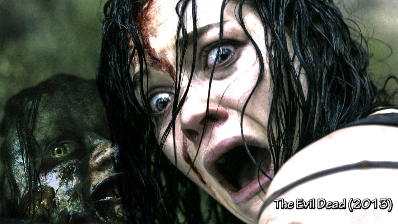 Horror movies the evil dead 2013