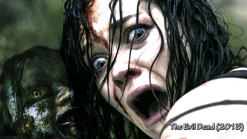 The Evil Dead 2013 - horror-movies Wallpaper