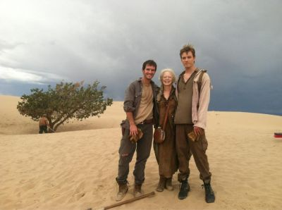 The Host new stills.