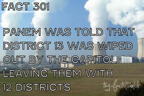 The Hunger Games facts 301-320