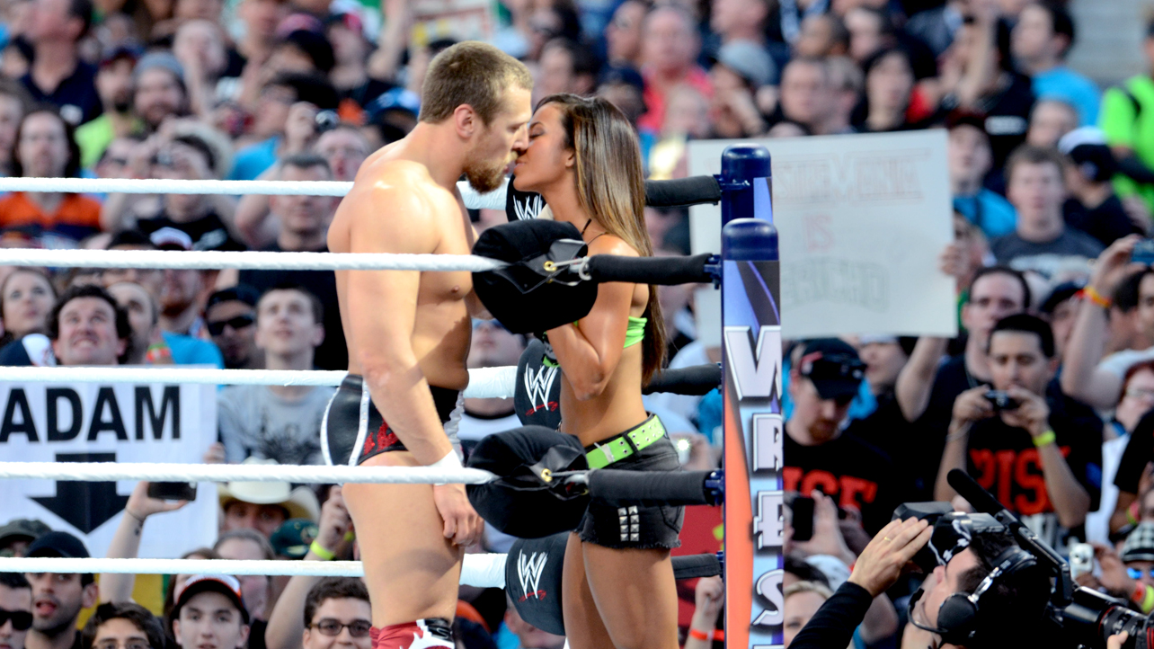 AJ Lee The Many Loves Of A J  Lee  AJ and Daniel BryanWwe Aj Lee And Daniel Bryan
