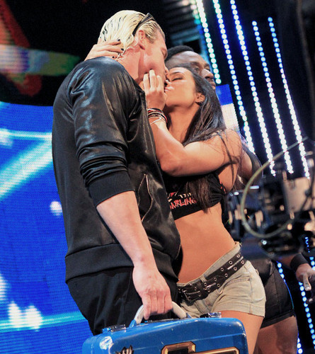 The Many Loves Of A.J. Lee: AJ and Dolph Ziggler