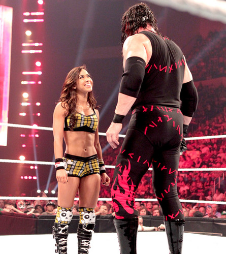 The Many Loves Of A.J. Lee: AJ and Kane