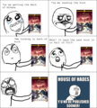The Rage of the House of Hades