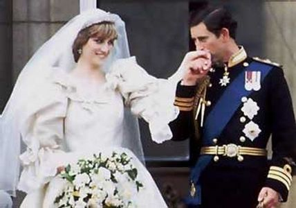 The Royal Wedding Back In 1981