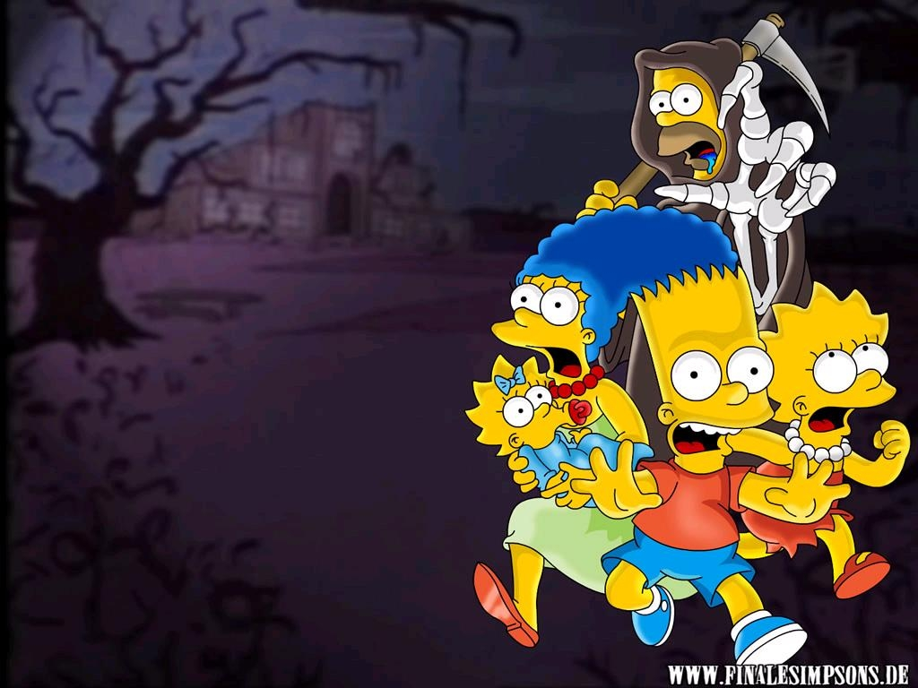 coole simpsons bilder