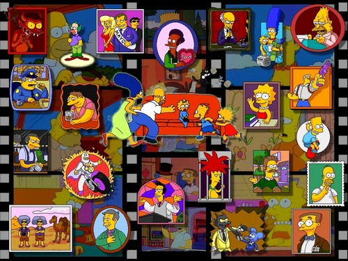 The Simpsons wallpaper titled The Simpsons