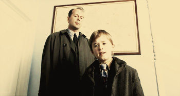 The Sixth Sense wallpaper probably containing a business suit and a well dressed person called The Sixth Sense
