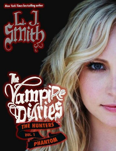 Caroline Forbes 壁紙 containing a portrait entitled The Vampire Diaries: Caroline Book cover
