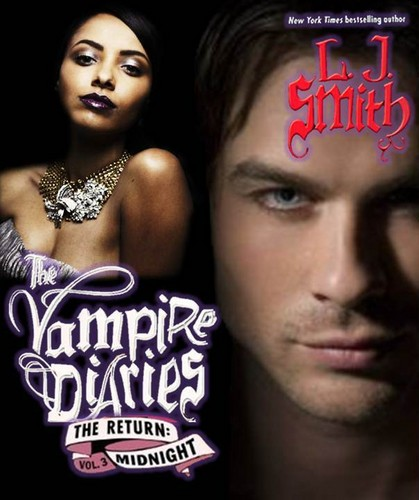 The Vampire Diaries Novels: Bamon cover