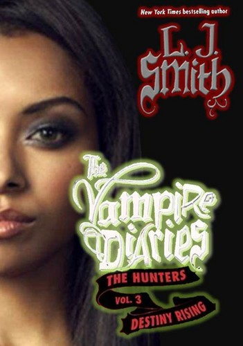 The Vampire Diaries Novels: Bonnie cover