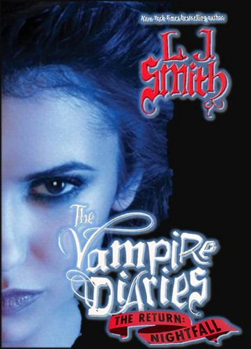The Vampire Diaries Novels: Elena cover