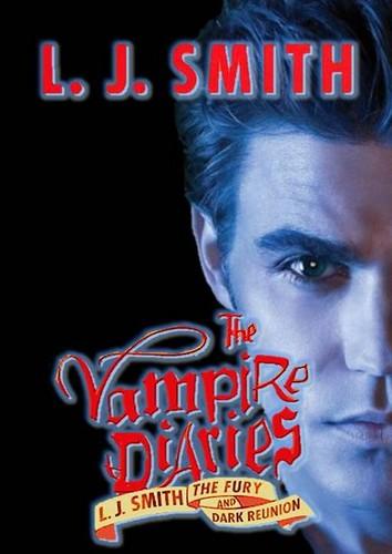The Vampire Diaries Novels: Stefan cover