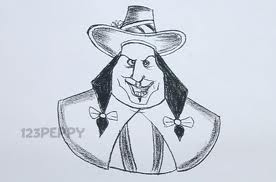 The Villain-Ratcliffe from Pocahontas (1995)