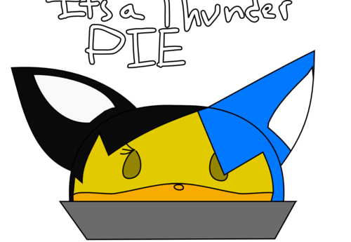 Thunder Pie for Sara