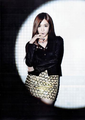 Tiffany SNSD - hoa Power