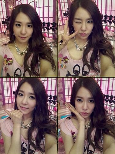 Tiffany new selca♥