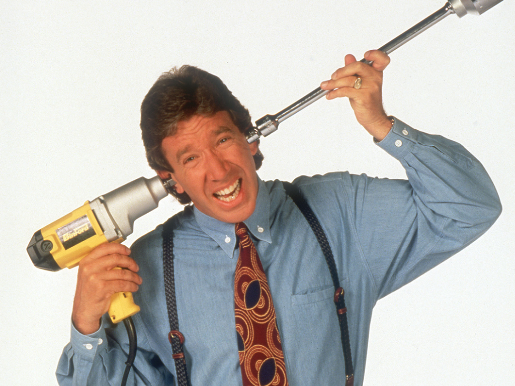 Remarkable Tim Allen Home Improvement 1024 x 768 · 1808 kB · png