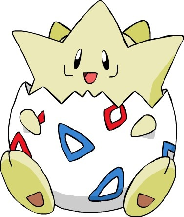 Pokémon kertas dinding entitled Togepi