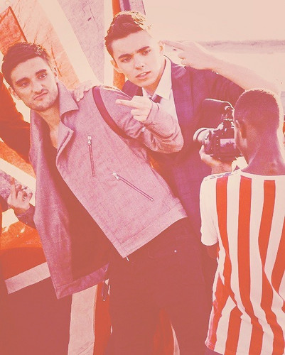 Tom and Nathan