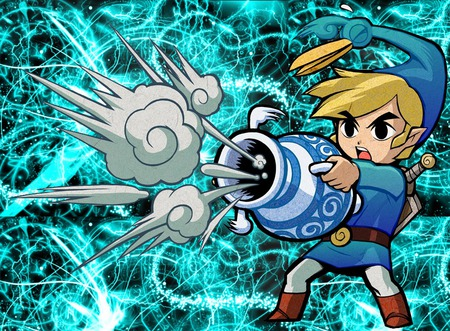 Toon Link Images Wallpapers Wallpaper And Background Photos
