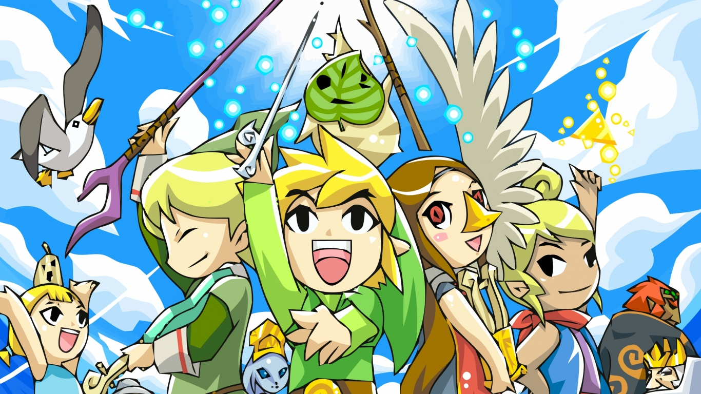 Toon Link images Toon Link Wallpapers HD wallpaper and background ...