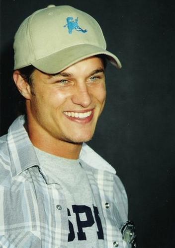 Travis Fimmel Calvin Klein model