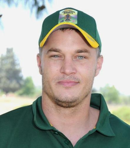 Travis Fimmel actor vikings 2013
