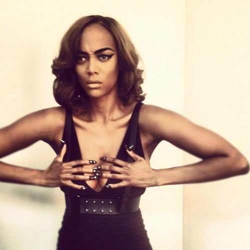 Tyra Banks for WestEast Magazine