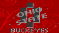 UNCOVENTIONAL GRAY BLOCK O OHIO STATE
