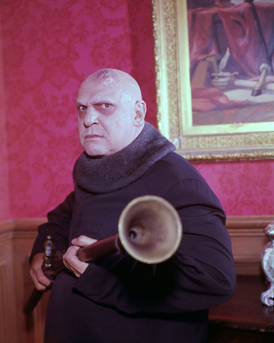 Uncle Fester - Shoot him in the back