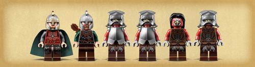 Uruk-hai Lego Collection