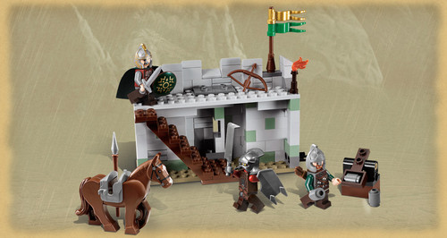 Uruk-hai Lego Collection