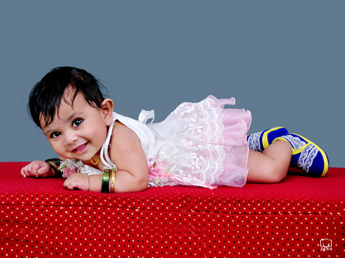 babies wallpaper titled VEDATHMIKA
