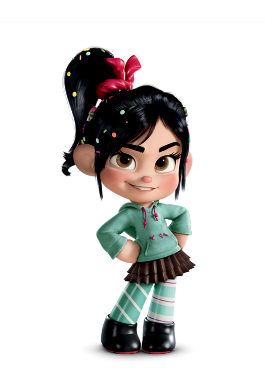 ralph and vanellope relationship test