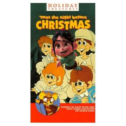 Wreck-It Ralph Christmas