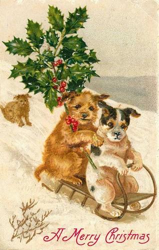 Vintage natal