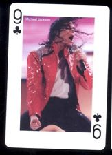 Vintage Michael Jackson Playing Cards