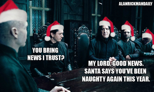 Voldy christmas