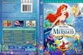 Walt ডিজনি DVD Covers - The Little Mermaid: Platinum Edition