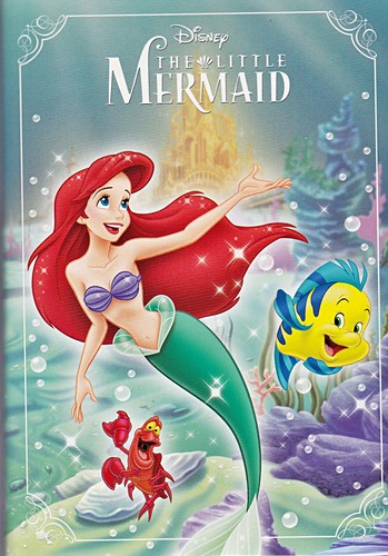 Walt Дисней Pictures - The Little Mermaid