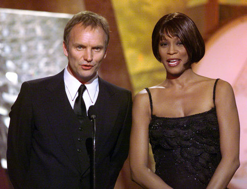 Whitney and Sting
