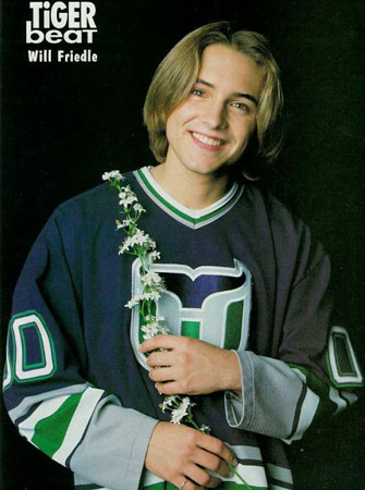 Will Friedle wallpaper possibly containing a jersey titled Will Friedle