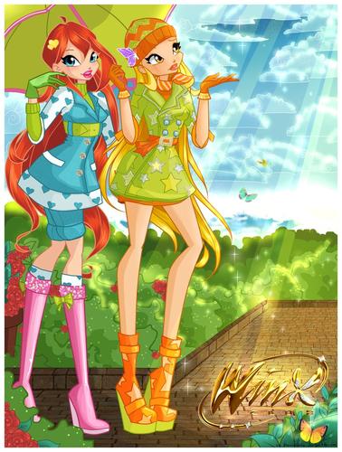 Winx-Friends