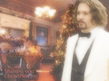 Wishing you Christmas joy - johnny-depp wallpaper