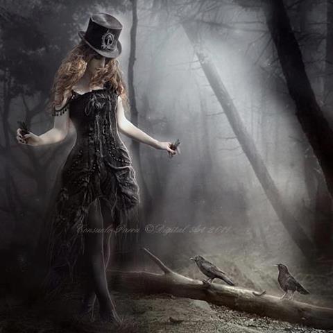 Women of darkness